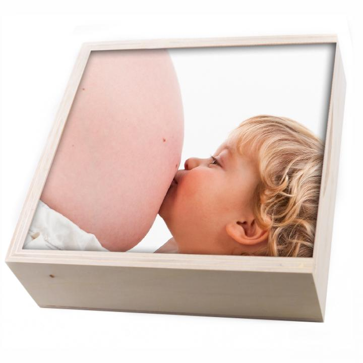 Premium wood box