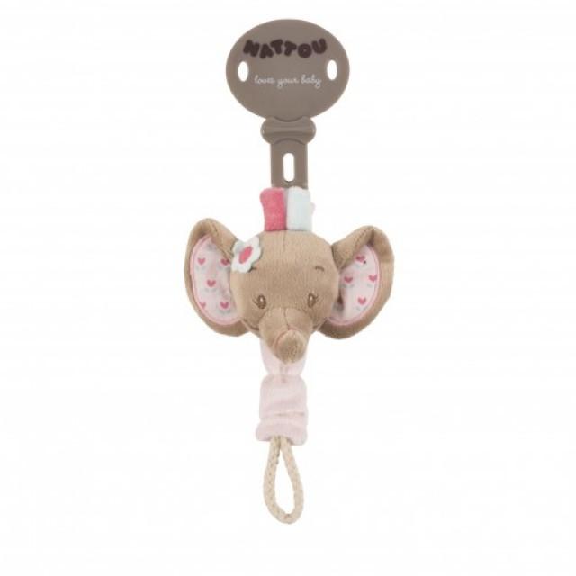 Sujetachupetes elefante  Charlotte & Rose'