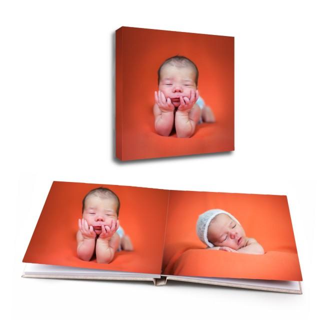 Pack Deluxe recién nacido'