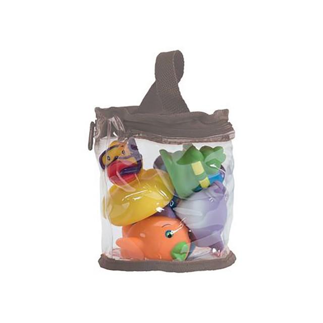 Animales baño - 6 piezas'