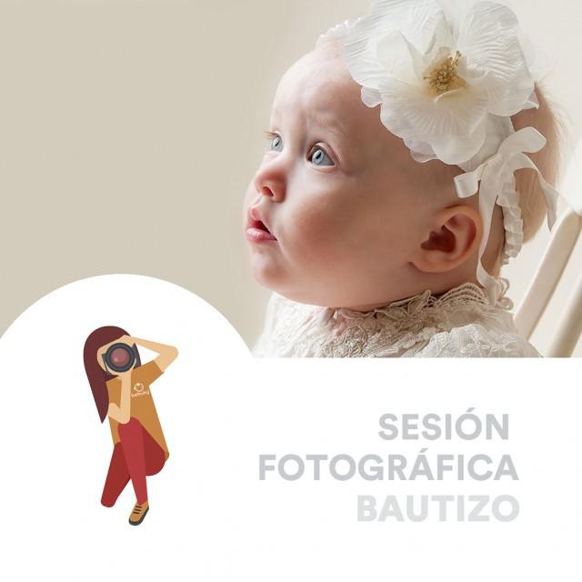 Pack Sesión Bautizo'