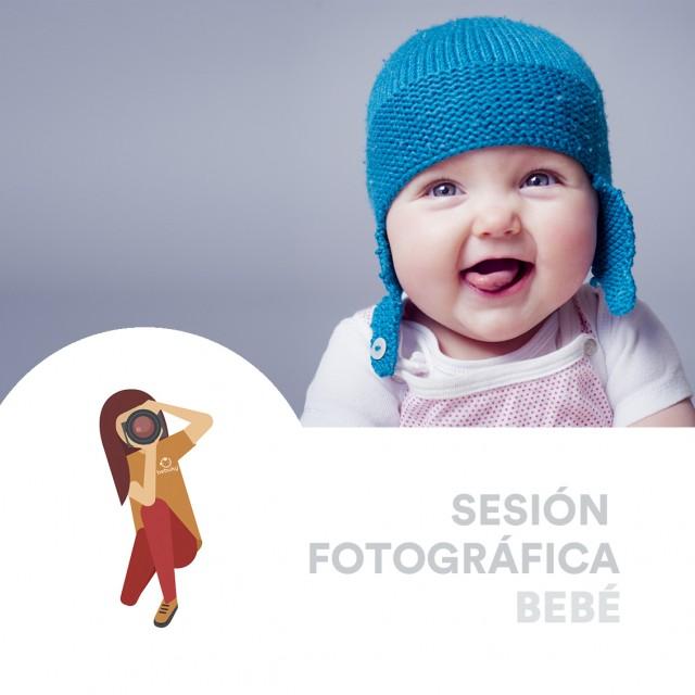 Pack Sesión bebé mayor de 6 meses'