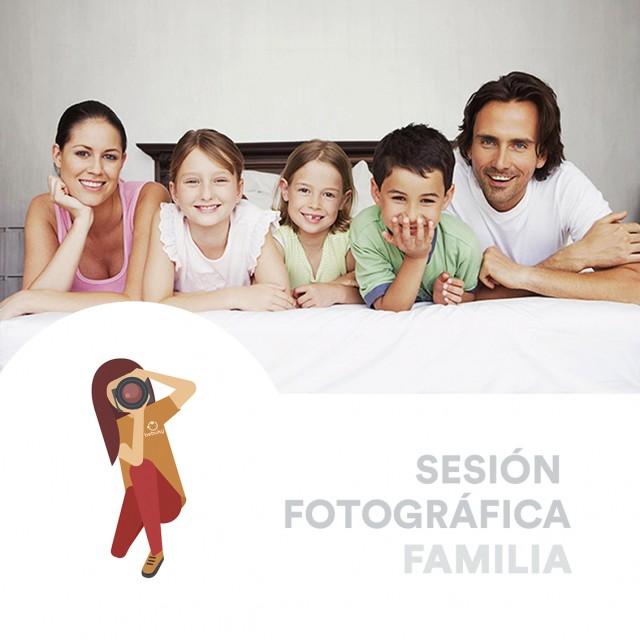 Pack Sesión Familia'