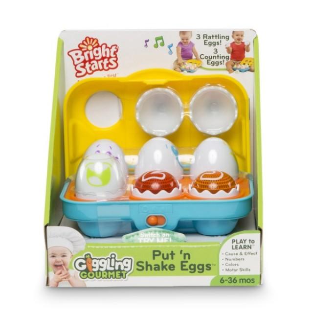 Huevos Parlanchines'