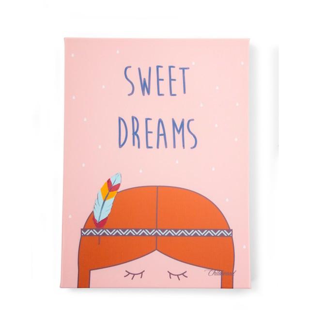 Pintura Óleo - Sweet Dreams '